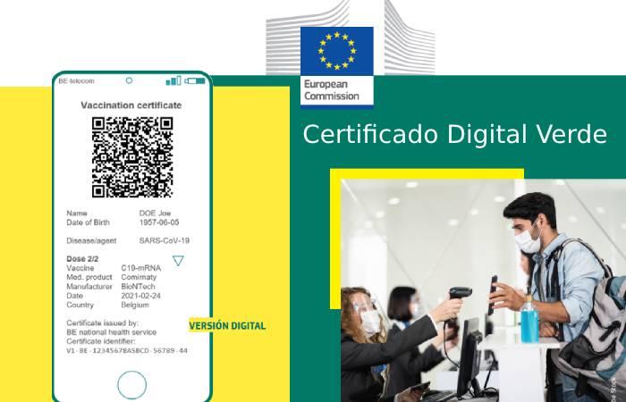 El pasaporte europeo permitirá volver a viajar