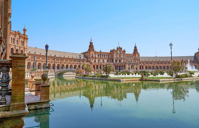 Hoteles baratos en Sevilla
